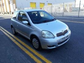2005 Toyota Yaris 1.0 VVT-i Colour Collection 3dr
