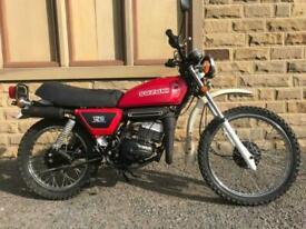 JDM 1979 Suzuki TS125