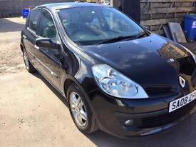 08 2008 Renault Clio 1.5dCi 68 Expression, WARRANTY, SERVICE HISTORY, DIESEL....