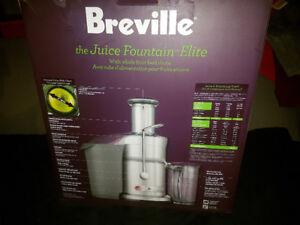 Breville elite juicer