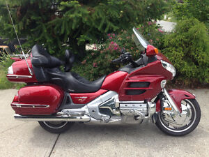 2010 Honda Goldwing GL1800. Mint Condition