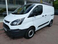 Ford Transit Custom Tdci 100ps 290 L1H1 Swb Low Roof
