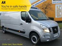 2013/ 63 Nissan NV400 2.3DCi SE 125 L3 H2 FRIDGE-CHILLER VAN ( SRW )