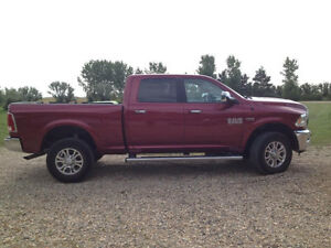 Reduced! 2013 Ram 3500 Laramie Pickup Truck $44500 OBO Regina Regina Area image 1