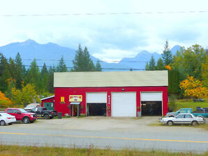 Business opportunity in Kaslo BC for the mechanically inclined.
