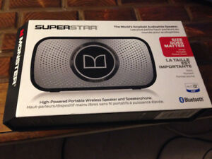 Monster Superstar - Bluetooth speaker