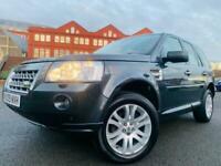 2009 Land Rover Freelander 2 2.2 TD4e HSE 4X4 5dr SUV Diesel Manual