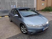 Honda Civic 1.8 px toyota,nissan,vw,vauxhall,fiat,ford,peugeot