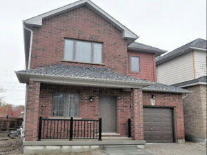 BARRIE -YONGE/BIG BAY- BRAND NEW 3-BEDRM DETACHED HOME FOR RENT