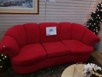 Red Couch at Waterloo Restore Kitchener / Waterloo Kitchener Area Preview