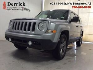 2017 Jeep Patriot Used 4WD Sport 20kms Htd St Blutooth  $130 B/W