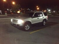 2003 Ford Explorer  clean $3300 obo