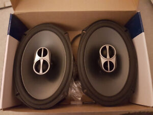 Alpine SPS-619 6'x9' Speakers