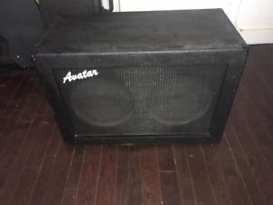 Avatar 2X12 Speaker Cabinet Celestion G12T75
