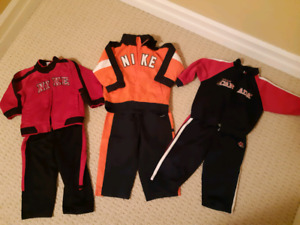 Boys 18m track suits