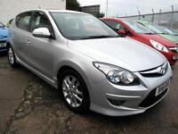 2012 61 Hyundai i30 1.6CRDI Comfort 5 DR Diesel 6Spd 1 Owner 55K FSH £30 R/Tax