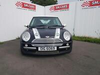 2001 51 MINI COOPER 1.6 COOPER,FANTASTIC GRAPHICS.GREAT RUNNER,FULL SH.FULL MOT.