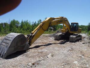 Excavatrice Komatsu PC400LC-6L