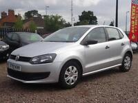 2010 Volkswagen Polo 1.2 S 5dr