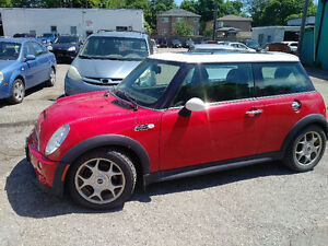 2005 MINI Mini Cooper S COOPER S Coupe (2 door)