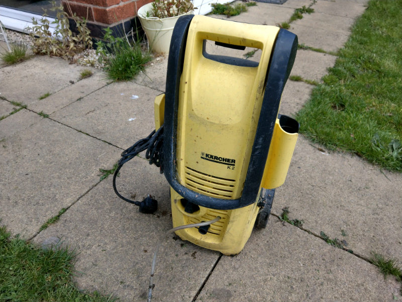 KARCHER K2 PRESSURE WASHER FOR PARTS OR REPAIR | in Basford,  Nottinghamshire | Gumtree