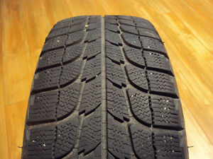 4x Michelin X-Ice Winter Tires 205/65R15 on 4 rims West Island Greater Montréal image 2