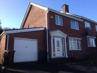 Luxurious 3 bed semi detached house available to rent would suit a family or professional