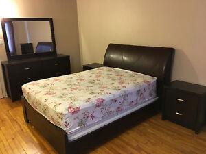 Chambre à coucher (bedroom)