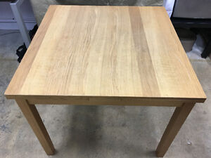 Expandable Compact Dining Table