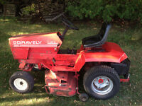 GRAVELY 20G PRO TRACTOR MOWER
