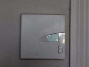 Thermostat non programmable