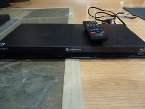 Sony 3D Blu Ray Player