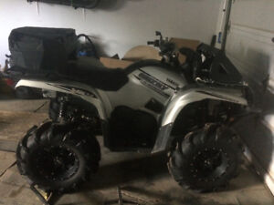 2015 Yamaha Grizzly 700 SE