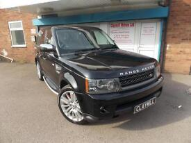 Land Rover Range Rover Sport 3.0TD V6 automatic HSE Black 2011 (11)