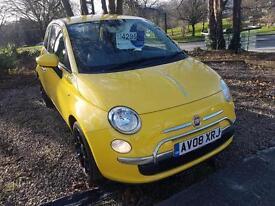 Fiat 500 1.2 POP **Finance from £90 a month**
