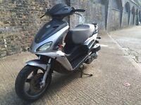 2010 Benilli Velvet 125cc learner legal 125 cc scooter. Needs MOT. Runs excellent.