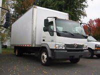SAM MOVING- Van $30\hr- Cube Truck $40\hr-514 558 7230