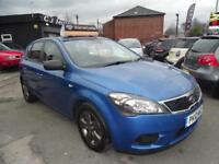 KIA CEED STRIKE 1.4 2010 IN FANTASTIC CONDITION LOW INSURANCE LOW RUNING COSTS