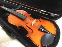 Beginner's violin