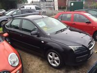 Ford Focus 1.6 2007 climate petrol