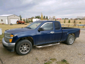 2004 GMC CANYON 2WD with winter wheels