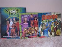 LOTS OF *** SCOOBY DOO BOOKS***ALL LEVELS***GREAT SHAPE