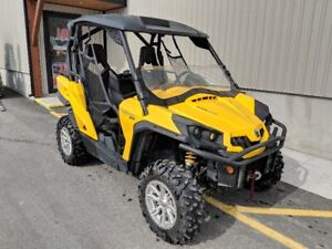 2012 Can Am Commander XT 1000 (No Power Steering)
