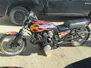 SUZUKI DRAG BIKE GOING CHEAP