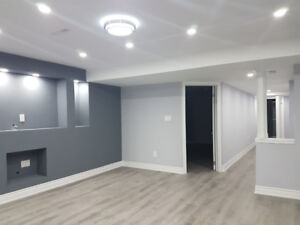 BASEMENT FOR RENT - 2 BEDROOM IN AJAX - MOVE IN READY