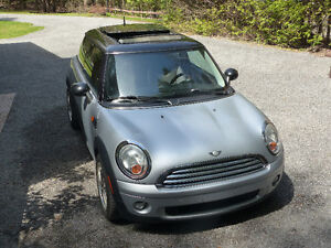 MINI Cooper automatic with panoramic sunroof