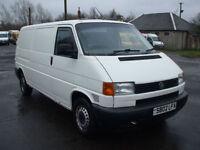 .2002/02.Volkswagen Transporter 2.5TD Lwb PANL VAN/