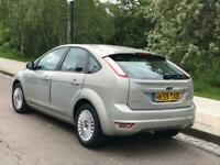 2010 Ford Focus 1.6 Titanium 5dr Hatchback Petrol Automatic