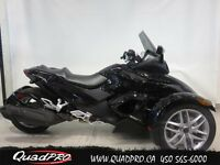 2013 Can-Am SPYDER RS SE5 59,51$/SEMAINE