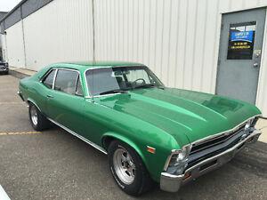 Rare 1969 Pontiac Acadian